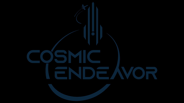 Cosmic Endeavor Logo